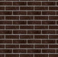 Dark Brown Bricks Wall Seamless Background Texture