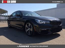 Bmw Floor Mats 7 Series by 2018 New Bmw 7 Series 740i At Crevier Bmw Serving Orange County