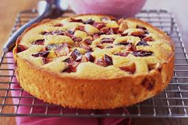 Polish Plum Cake Placek Z Sliwkami Recipe