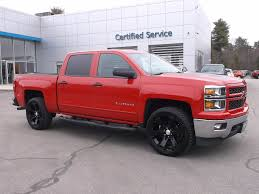 2015 Chevrolet Silverado 1500 Rally 2 Crew Cab In Victory Red For ...