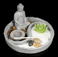 zen garten mit buddha figur garden of tranquility