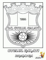 Soccer Printout Otelul Galati At Yescoloring Fantasy Football Print Out Sheets Free