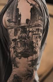 40 Stunning War Themed Tattoos