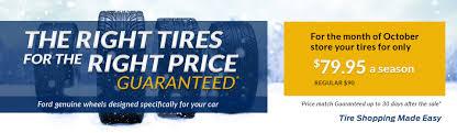 Best Tire Deals - Kitchener Ford
