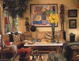 Safari Living Room Decorating Ideas by Living Room Living Room African Furniture American Makersafrican