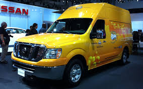 2011 L.A. Auto Show: Nissan Makes Sandwiches With Its Food Truck ...