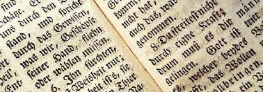 deutsche sprache vor 1800 jahren hätte dich keiner verstanden