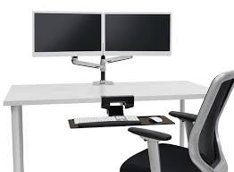 Lx Desk Mount Lcd Arm Cintiq by Ergotron 45 248 026 Lx Dual Monitor Arm Stacking
