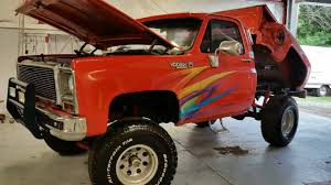 Weird Stuff Wednesday – 1989 Batmobile, Custom Chevrolet Kodiak ... 1977 Chevrolet Silverado 10 Pickup Truck Item Be9384 Sol Chevy Truck Camper Special Sell Used Cheyenne 77ch8201c Desert Valley Auto Parts Scottsdale Factory Bb Engine P S B A Youtube All Of 7387 And Gmc Edition Pickup Trucks Part Ii Lk C10 Custom Deluxe Stepside Used Awesome Bench Seat Upholstery Judelaw Welcome To Motion Unlimited Museum Online By Jeffry747 On Deviantart 731987 Archives Total Cost Involved