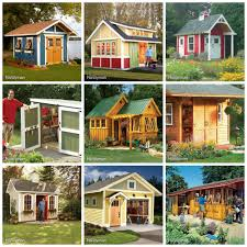 6x8 Saltbox Shed Plans by Sheds Gardens Backyard And Yards