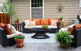 Inexpensive Patio Furniture Ideas by Patio Decorating Ideas Cheap Interior Design