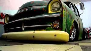 100 57 Dodge Truck 19 DODGE Juanky Built Rat Rod SEMA TRUCK 2012 YouTube