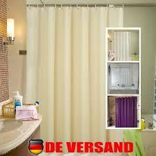 duschvorhang textil badewannenvorhang wasserdicht peva anti