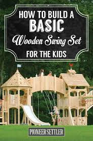 25+ Unique Wooden Swing Sets Ideas On Pinterest | Wooden Swings ... Outdoor Play With Wooden Climbing Frames Forts Swings For Trees In Backyard Backyard Swings For Great Times Chads Workshop Swing Between 2 27 Stunning Pallet Fniture Ideas Youll Love Beautiful Courtyard Garden Swing Love The Circular Stone Landscaping Playful Kids Tree Garden Best 25 Small Sets Ideas On Pinterest Outdoor Luxury Trees In Architecturenice Round Shaped And Yellow Color Used One Rope Haing On Make A Fun Ground Sprinkler Out Of Pvc Pipes A Creative Summer