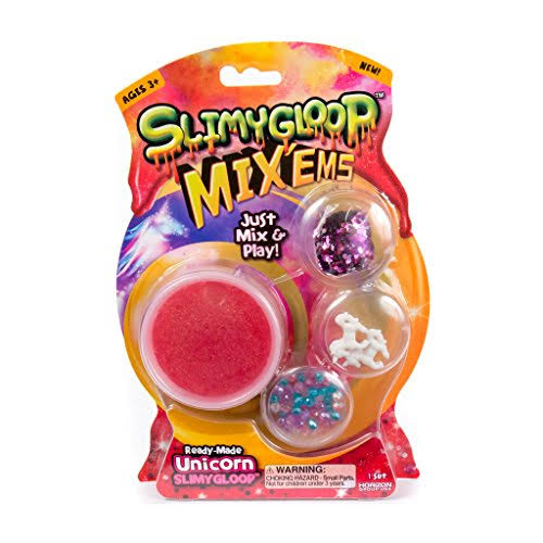 Slimygoop Mix'Ems Slime, Unicorn