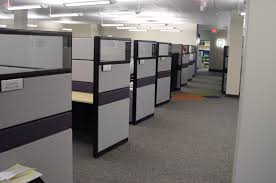 Cute Office Cubicle Decorating Ideas by Gorgeous 50 Office With Cubicles Decorating Design Of Compare