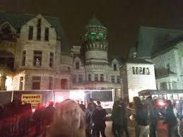 Mansfield Ohio Prison Halloween by Kent