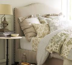 Pottery Barn Seagrass Headboard by Pottery Barn Montgomery Headboard 148 Outstanding For Simple