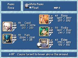 Ground Floor Casting Means by Final Fantasy Iv Advance And Ds Part 83 Ds Sylph Co Cave