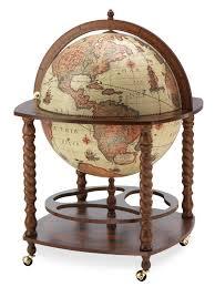 extra large globe bar 16th c replica free shipping usa canada
