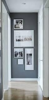 wand dekor wohnzimmer rahmen photo displays treppen 17 ideen