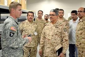 Saudi Arabian National Guard visits CAB – Fort Carson Mountaineer