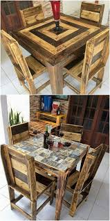 Amazing Pallet Dining Table And Chairs Ideas 30 Plus Impressive Pallet Wood Fniture Designs And Ideas Fancy Natural Stylish Ding Table 50 Wonderful And Tutorials Decor Inspiring Room Looks Elegant With Marvellous Design Building Outdoor For Cover 8 Amazing Diy Projects To Repurpose Pallets Doing Work 22 Exotic Liveedge Tables You Must See Elonahecom A 10step Tutorial Hundreds Of Desk 1001 Repurposing Wooden Cheap Easy Made With Old Building Ideas
