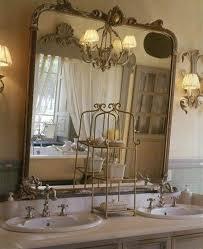 30 inspirationen französisch stil badezimmer spiegel dies