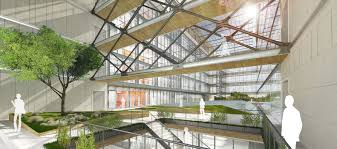 100 Atrium Architects Gallery Of Ennead Reveals Designs For Engineering