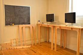 how to build a standing desk
