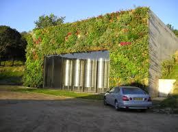 mur de separation exterieur mur végétal exterieur ou interieur pour un effet végétalisé