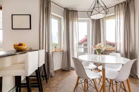 kleine fenster gardinen küche vorhang ideen badezimmer