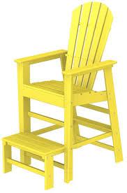 Navy Blue Adirondack Chairs Plastic by South Beach Lifeguard Adirondack Chair