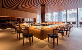 100 Isay Weinfeld The Four Seasons Restaurant Reopens In New York Wallpaper