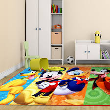 Mickey Mouse Bath Set Hooded Towels by Disney S Mickey Mouse Bath Rug 25 5 27