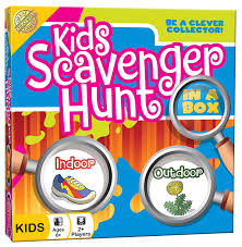 Halloween Scavenger Hunt Clue Cards by Scavenger Hunt For Kids Amazon Co Uk Toys U0026 Games