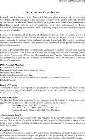 INSTITUTO DE MEDICINA MOLECULAR Activity Report PDF