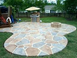 Cheap Outdoor Flooring Backyard Ideas Patio Large Size Of By Inspirations