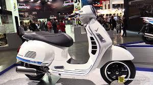 2015 Polini Vespa GTS 300 Scooter