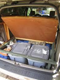 Diy Minivan Camper Conversion Best 25 Camping Ideas On Pinterest Car Tent Accessories