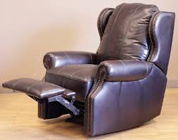 Wall Hugging Reclining Sofa by Barcalounger Bristol Ii Wall Hugger Recliner Chair Leather