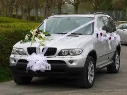 tulle vive les mariés blanc 10m décoration voiture entrepot de