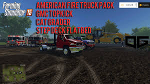Farming Simulator 2015 Mods- American Fire Truck Pack, GMC Topkick ... Fire Truck Parking Hd Google Play Store Revenue Download Blaze Fire Truck From The Game Saints Row 3 In Traffic Modhubus Us Leaked V10 Ls15 Farming Simulator 2015 15 Mod American Ls15 Mod Fire Engine Youtube Missippi Home To Worldclass Apparatus Driving Truck 2016 American V 10 For Fs Firefighters The Simulation Game Ps4 Playstation Firefighter 3d 1mobilecom Emergency Rescue Code Android Apk Tatra Phoenix Firetruck Fs17 Mods