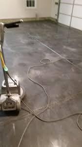 Edco Floor Grinder Home Depot by Rust Oleum Rocksolid 70 Oz Amaretto Metallic Garage Floor Kit