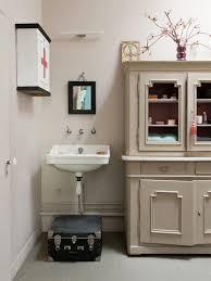 comment se faire une salle de bain rétro moderne