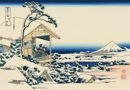 When GIFs Meet Traditional Japanese Art