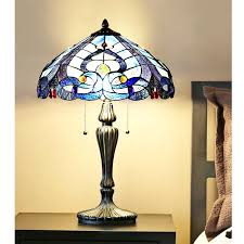 Wayfair Tiffany Table Lamps by River Of Goods Sea Shore Tiffany 24 25
