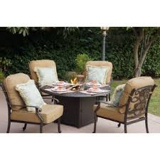 King Soopers Patio Furniture by Fire Pit Table Sets You U0027ll Love Wayfair