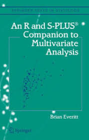 An R And S Plusi 1 2 Companion To Multivariate Analysis
