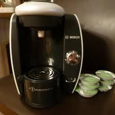 KT Bosch 1 Cup Coffee Tea Maker W 6 Mint Green Pkts